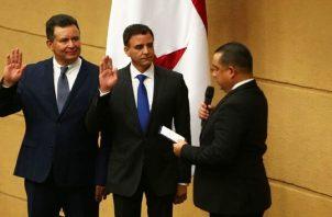 Dagoberto Cortés y Gerardo Solís fueron electos para el periodo 2020-2024.