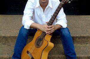 Germán Pinzón Jiménez tocará en 'Llegando a Montevideo', el domingo 8 de septiembre. Foto: Cortesía.