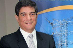 Gilberto Ferrari, gerente general de Etesa. Archivo