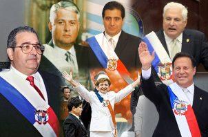 Centro de Convenciones Atlapa ha sido testigo de la de toma de posesión de la mayoría de los presidentes de la era democrática.