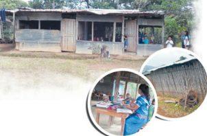 Las quejas por el mal estado de las escuelas y la deficiente educación son constante.