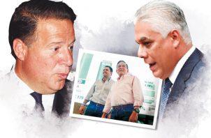 La gestión del  presidente Juan Carlos Varela ha sido una de las más cuestionadas.