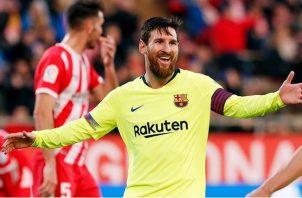 Messi tendrá como rival a Zlatan.