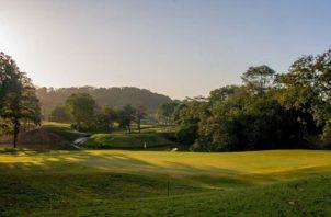 El Club de Golf de Panamá celebra su centenario.