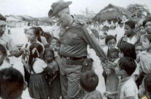 Desorden y menosprecio institucional dio como resultado el golpe de Estado militar de 1968 por parte de oficiales de la Policía Nacional, liderados por Boris Martínez y Omar Torrijos.