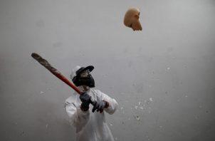 La mayoría de las personas prefieren destrozar los electrodomésticos. FOTO/EFE