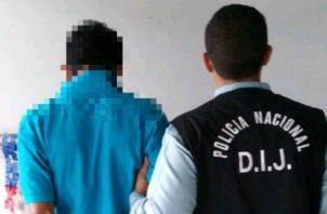 El presunto responsable está pendiente de una audiencia en el SPA. Foto: Mayra Madrid.