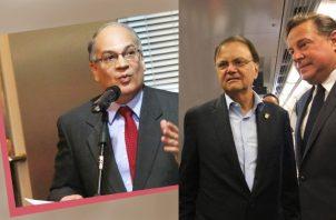 Sectores jurídicos coinciden en que la designación de Roy es un reto a lo planteado por González. Foto de archivo
