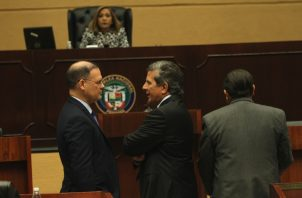 El diputado Pedro Miguel González aseguró que las obras del actual gobierno tienen sobrecosto. Foto: Archivo Epasa.