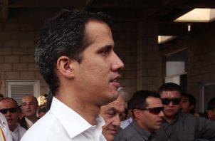 """El presidente interino de Venezuela Juan Guaidó afirmó que la reunión del Grupo de Lima será """"para discutir posibles acciones diplomáticas"""""""