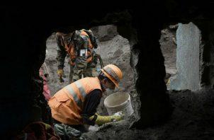 La organización demanda al Estado realizar una reubicación digna de la población que habita en las faldas del volcán de Fuego.