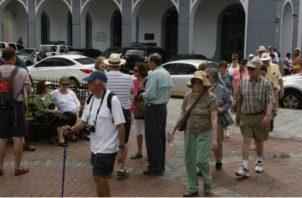El ministro panameño destacó no sólo la variedad de destinos que tiene su país sino también la conectividad