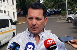 Guillermo Ferrufino, exminsitro del Mides. Foto/ Víctor Arosemena
