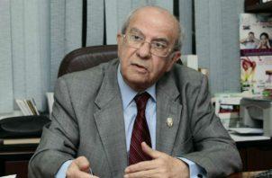 Ordenan sobreseimiento definitivo a Gustavo García de Paredes. Foto: Panamá América.