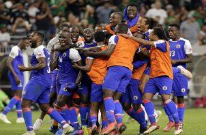 Haití dio la sorpresa.