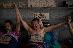 Son varias las situaciones por las cuales las personas están pasando hambre en el mundo. FOTO/EFE