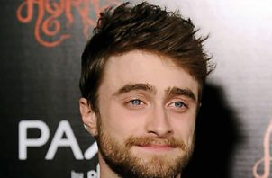 El actor Daniel Radcliffe dio vida al famoso mago Harry Potter.