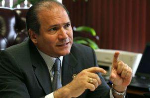 El magistrado Harry Díaz actuó como fiscal en el proceso contra Ricardo Martinelli en la Corte Suprema de Justicia.