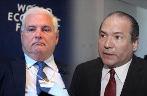 Recursos contra fallo que favoreció a Ricardo Martinelli llega al despado de Harry Díaz. Foto/Archivos