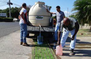 Comunidades como Los Pozos, Ocú, El Rincón, Pesé, Portobelillo, Santa María y Boca Parita, son las más afectadas.
