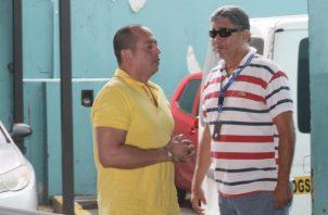 Hidadi Saavedra fue declarado culpable por el homicidio de Eduardo Calderón, hecho ocurrido el 7 de julio de 2018 en el hotel El Panamá. Foto: Edward Santos