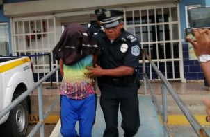 Se ordenó la detención provisional del sospechoso del crimen. Foto de Eric Montenegro
