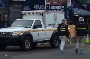 El incidente ocurrió el pasado 10 de marzo. Foto/Mayra Madrid