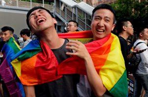 Los asesinatos, la cárcel, agresiones y humillaciones persisten contra el colectivo LGTB en muchas partes del mundo. Foto: EFE.