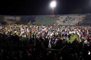 El estadio mantendrá sus puertas cerradas hasta nuevo aviso.