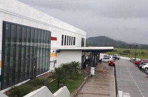 """Hospital Luis """"Chicho"""" Fábrega de Veraguas. Foto: Melquíades Vásquez"""
