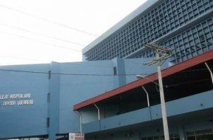 Al tercer implicado del tiroteo lo encontraron en el Hospital Dr. Manuel Amador Guerrero