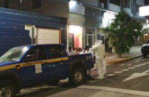 Encuentran sin vida a una mujer venezolana dentro de un hotel de la capital. Foto: Redes sociales.