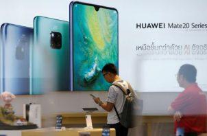EE.UU. teme que China use las redes 5G de Huawei para espionaje. Foto/EFE