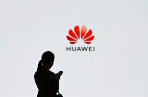 Huawei. AFP
