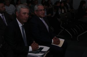 Olmedo Arrocha y Abel Zamorano solo esperan el aval del pleno de la Asamblea Nacional para ser ratificados como magistrados de la Corte Suprema de Justicia.
