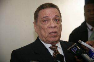Humberto Mas, exdirector del Instituto de Medicina Legal y Ciencias Forenses (Imelcf).