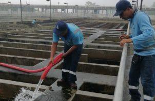 Varios puntos del país quedaron sin agua producto del mantenimiento a las plantas. Foto de cortesía