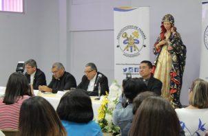 La Iglesia católica, a través de sus máximas autoridades, han salido a hablar de procesos que involucra a sacerdotes.