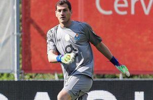 Casillas sufrió un infarto.