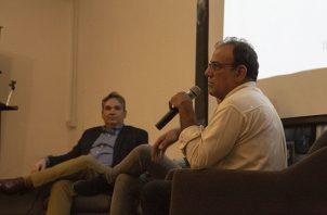 Edgar Soberón Torchía, director de BannabáFest- Festival Internacional de Cine de Derechos Humanos 2019, que se centrará en el tema migratorio. Foto: BannabáFest.