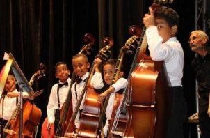 El semillero de músicos que Panamá necesita crece y crece. Cortesía Inac