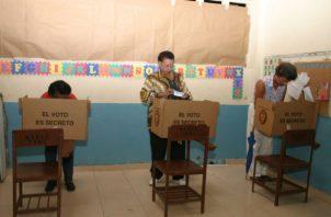 De acuerdo con el padrón electoral para las próximas elecciones, un promedio de 2.7 millones de ciudadanos están habilitados para votar por siete candidatos presidenciales. /Foto Archivo