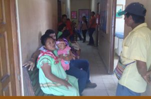 En la provincias de Chiriquí se han registrado hasta el momento cerca de 81 casos de tosferina.