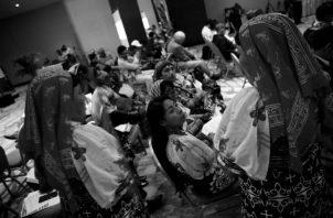La mayoría de las lenguas amenazadas son indígenas; por ello, la Asamblea General de la Organización de las Naciones Unidas (ONU) proclamó el 2019 como el Año Internacional de las Lenguas Indígenas. Foto: EFE.