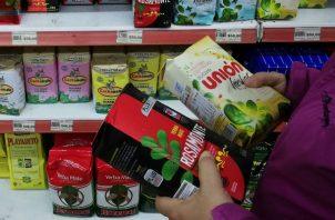 El costo de la Canasta Básica Alimentaria (CBA), de 34 productos, se situó en febrero último en 3,545.22 quetzales.