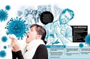En el 2009 se presentó la mayor cantidad de casos de influenza A (H1N1).