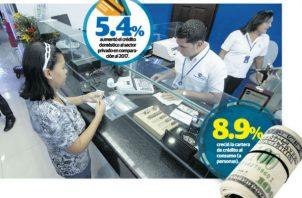 A pesar de la difícil situación económica, los panameños deciden ahorrar.