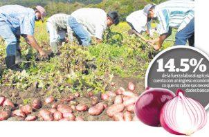 El sector agropecuario está a punto de desaparecer.