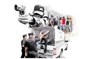La provincia de Colón ya suma 73 homicidios en los que va del año 2018. Foto/Panamá América