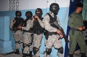 La inseguridad se ha tomado las calles de Panamá, a pesar de los esfuerzos policiales por evitarlo. /Foto Archivo
